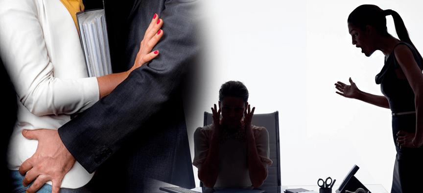 Victime de harcèlement sexuel ou moral