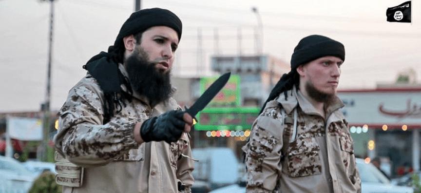 Les délits liés à des affaires terroristes