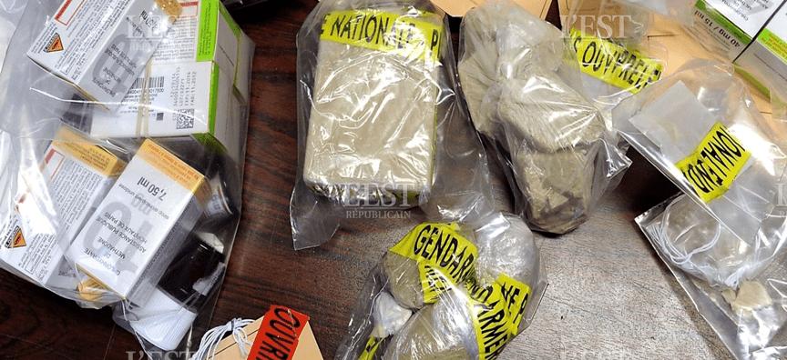 Les drogues et les stupéfiants leur trafic