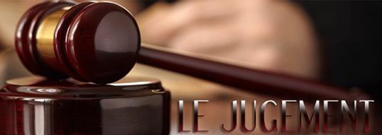 L'avocat en droit pénal et la phase de jugement