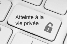 Atteinte à la vie privée