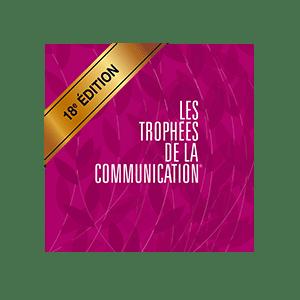Les Trophées de la communication 2019